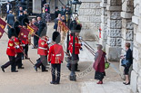 Trooping the Colour 2015. Image #12, 13 June 2015 09:30 Horse Guards Parade, London, UK