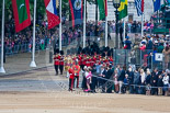 Trooping the Colour 2015. Image #37, 13 June 2015 10:11 Horse Guards Parade, London, UK