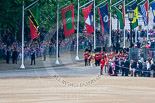 Trooping the Colour 2015. Image #38, 13 June 2015 10:11 Horse Guards Parade, London, UK