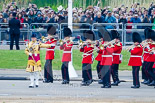 Trooping the Colour 2015. Image #44, 13 June 2015 10:13 Horse Guards Parade, London, UK