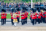 Trooping the Colour 2015. Image #45, 13 June 2015 10:13 Horse Guards Parade, London, UK