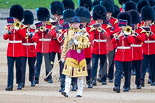 Trooping the Colour 2015. Image #47, 13 June 2015 10:13 Horse Guards Parade, London, UK