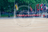 Trooping the Colour 2015. Image #53, 13 June 2015 10:15 Horse Guards Parade, London, UK