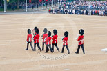 Trooping the Colour 2015. Image #57, 13 June 2015 10:16 Horse Guards Parade, London, UK