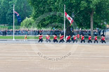 Trooping the Colour 2015. Image #58, 13 June 2015 10:16 Horse Guards Parade, London, UK