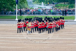 Trooping the Colour 2015. Image #59, 13 June 2015 10:17 Horse Guards Parade, London, UK