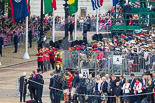 Trooping the Colour 2015. Image #73, 13 June 2015 10:24 Horse Guards Parade, London, UK