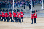 Trooping the Colour 2015. Image #85, 13 June 2015 10:25 Horse Guards Parade, London, UK