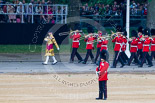Trooping the Colour 2015. Image #93, 13 June 2015 10:27 Horse Guards Parade, London, UK
