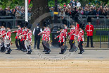 Trooping the Colour 2015. Image #104, 13 June 2015 10:28 Horse Guards Parade, London, UK