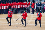 Trooping the Colour 2015. Image #117, 13 June 2015 10:31 Horse Guards Parade, London, UK