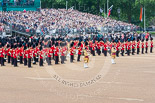 Trooping the Colour 2015. Image #124, 13 June 2015 10:32 Horse Guards Parade, London, UK