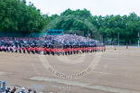 Trooping the Colour 2015. Image #127, 13 June 2015 10:33 Horse Guards Parade, London, UK