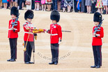 Trooping the Colour 2015. Image #137, 13 June 2015 10:36 Horse Guards Parade, London, UK