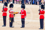 Trooping the Colour 2015. Image #138, 13 June 2015 10:36 Horse Guards Parade, London, UK