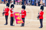Trooping the Colour 2015. Image #140, 13 June 2015 10:36 Horse Guards Parade, London, UK