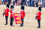 Trooping the Colour 2015. Image #141, 13 June 2015 10:36 Horse Guards Parade, London, UK