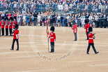 Trooping the Colour 2015. Image #143, 13 June 2015 10:37 Horse Guards Parade, London, UK