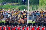 Trooping the Colour 2015. Image #148, 13 June 2015 10:39 Horse Guards Parade, London, UK