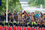 Trooping the Colour 2015. Image #149, 13 June 2015 10:39 Horse Guards Parade, London, UK