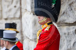 Trooping the Colour 2015. Image #152, 13 June 2015 10:40 Horse Guards Parade, London, UK
