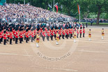 Trooping the Colour 2015. Image #155, 13 June 2015 10:41 Horse Guards Parade, London, UK