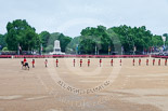 Trooping the Colour 2015. Image #158, 13 June 2015 10:41 Horse Guards Parade, London, UK