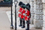 Trooping the Colour 2015. Image #157, 13 June 2015 10:41 Horse Guards Parade, London, UK