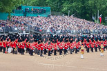 Trooping the Colour 2015. Image #163, 13 June 2015 10:44 Horse Guards Parade, London, UK