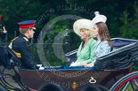 Trooping the Colour 2015. Image #181, 13 June 2015 10:50 Horse Guards Parade, London, UK