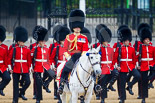 Trooping the Colour 2015. Image #213, 13 June 2015 10:56 Horse Guards Parade, London, UK
