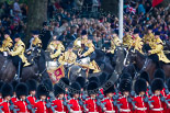 Trooping the Colour 2015. Image #216, 13 June 2015 10:56 Horse Guards Parade, London, UK
