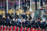 Trooping the Colour 2015. Image #217, 13 June 2015 10:56 Horse Guards Parade, London, UK