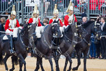 Trooping the Colour 2015. Image #219, 13 June 2015 10:56 Horse Guards Parade, London, UK