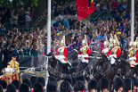 Trooping the Colour 2015. Image #223, 13 June 2015 10:57 Horse Guards Parade, London, UK