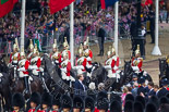 Trooping the Colour 2015. Image #224, 13 June 2015 10:57 Horse Guards Parade, London, UK