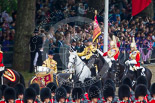 Trooping the Colour 2015. Image #233, 13 June 2015 10:58 Horse Guards Parade, London, UK