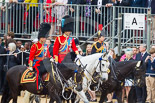 Trooping the Colour 2015. Image #240, 13 June 2015 10:58 Horse Guards Parade, London, UK