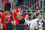 Trooping the Colour 2015. Image #241, 13 June 2015 10:58 Horse Guards Parade, London, UK