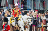 Trooping the Colour 2015. Image #242, 13 June 2015 10:58 Horse Guards Parade, London, UK