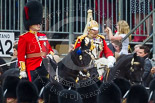 Trooping the Colour 2015. Image #245, 13 June 2015 10:59 Horse Guards Parade, London, UK