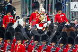 Trooping the Colour 2015. Image #249, 13 June 2015 10:59 Horse Guards Parade, London, UK