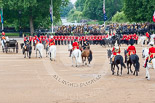 Trooping the Colour 2015. Image #274, 13 June 2015 11:01 Horse Guards Parade, London, UK