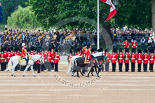 Trooping the Colour 2015. Image #277, 13 June 2015 11:02 Horse Guards Parade, London, UK