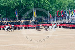 Trooping the Colour 2015. Image #280, 13 June 2015 11:02 Horse Guards Parade, London, UK