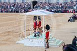 Trooping the Colour 2015. Image #282, 13 June 2015 11:02 Horse Guards Parade, London, UK