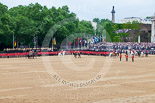 Trooping the Colour 2015. Image #283, 13 June 2015 11:03 Horse Guards Parade, London, UK