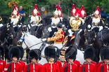 Trooping the Colour 2015. Image #286, 13 June 2015 11:03 Horse Guards Parade, London, UK