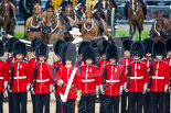 Trooping the Colour 2015. Image #288, 13 June 2015 11:04 Horse Guards Parade, London, UK