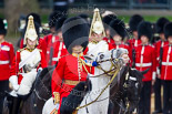 Trooping the Colour 2015. Image #289, 13 June 2015 11:04 Horse Guards Parade, London, UK